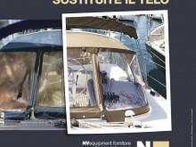 Promozione di Primavera della NVequipment…..rinnova i teli della tua imbarcazione!!!