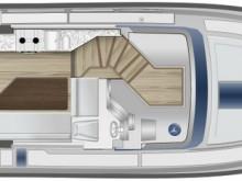 Escape 1150 Voyage layout 7