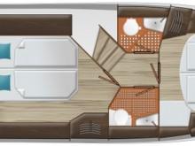 Escape 1150 Voyage layout 8