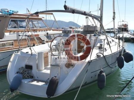 Oceanis Clipper 323